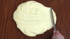 How to Make Butter Slime! DIY Soft, Stretchy Butter Slime without Clay S...