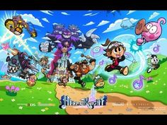 HarmoKnight Review (3DS eShop)