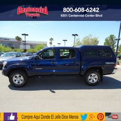 2012 Toyota Tacoma Double Cab Pickup 4D 5 ft ******Why pay more?  **Don't miss out on this great deal! General Information Stock # 440438 VIN: 5TFLU4EN3CX030571 Engine:  V6, 4.0 Liter Transmission:  Automatic Drive: 4WD Fuel City / Hwy 16 / 21 MPG Call for more information 1800 608 6242 *****Equipment ***** SR5, TRD off – Roads Pkg, Traction Control, Stability control, ABS 4 wheel, Air conditioning, Sliding Rear window, power windows, power door locks, Cruise control, Power steering...