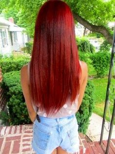 Oh  how I wish my hair was this color again. Too much upkeep and damage.