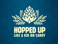 Hopped up like a kid on candy. #craftbeer
