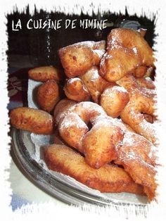 Beignets, Easy Dinner Recipes, Easy Meals, Yummy Food, Tasty, Delicious Donuts, Valentines Food, Valentine Recipes, Different Recipes