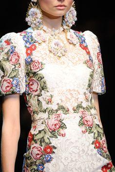 HereHareHere: Dolce and Gabbana winter2013