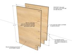 DIY Projects Base Blind Corner Cabinet - Momplex Vanilla Kitchen Woodworking Plans by Ana White Building Kitchen Cabinets, Kitchen Base Cabinets, Kitchen Cabinet Drawers, Cabinet Plans, Built In Cabinets, Diy Cabinets, Farmhouse Cabinets, Kitchen Cupboard, Diy Kitchen Projects