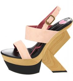 Promiscuous – Spencer: $19.50, 70% off! (normally 65.00)    This cutting-edge sandal will prove that your style is out of this world! Also available in orange and cream.