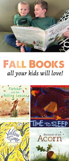 Fall Books All Your Kids Will Love! Best Books List, Book Lists, I Love Books, Good Books, Fall Books, Autumn Activities For Kids, Children's Literature, Library Books, Read Aloud
