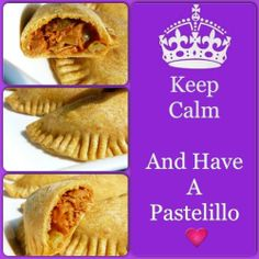 Pastelillo my favorite Puerto Rican food!