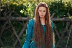 Daisy Ridley as Ophelia - Ophelia Movie - Official picture