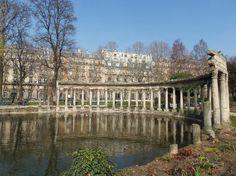 Parc Monceau, 8th Arrondisement
