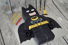 Lego Batman cake - Cake by designed by mani