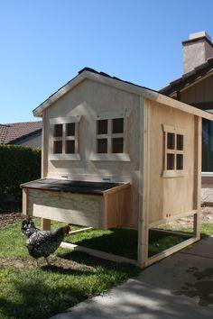 Hen House Chicken Coop
