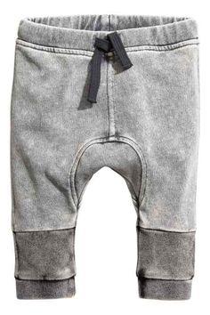 Girls' Clothing (newborn-5t) Genteel Toddler Girl Gray Sweat Pants Joggers Size 18 Months