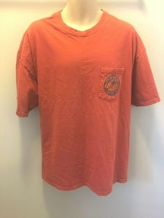 New Supreme Rare Blank All Cotton USA Made RED T Shirt LARGE LS NWOT CUSTOM