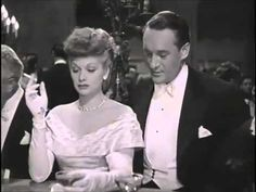 Lured (1947)  Lucille Ball,  George Sanders and  Charles Coburn FILM NOIR MYSTERY