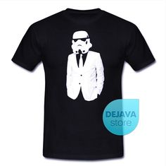 Stormtrooper Star Wars T-Shirt Unisex 100% Cotton Gildan Quality T Shirt
