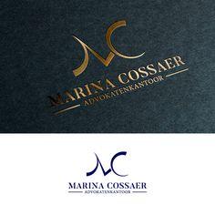 New logo for Marina Cossaer, atterney at law by Maxim Birukov