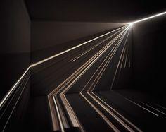 Light Beam Art/ Chris Fraser