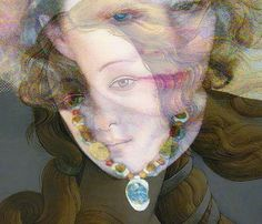 DEBORAH JLAMBSON  {fire and glass.. I am obsessed.}