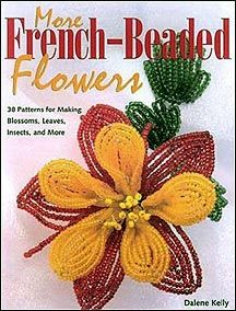 French Beaded Flowers Tutorials