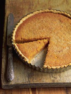 Pound Cake Recipes, Tart Recipes, Free Recipes, Curry Recipes, Frittata, Treacle Tart, Vegan Blueberry, Fall Cakes, Shortcrust Pastry
