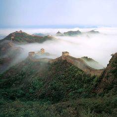 Удивительный мир, Великая Китайская стена
