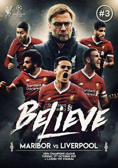Matchday UCL03#  MAR VS LIV