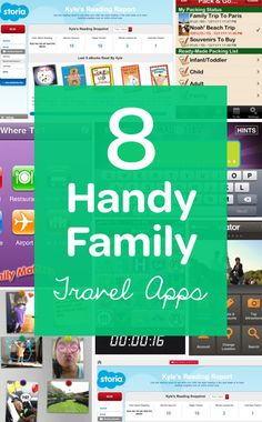 Handy travel apps for kids and parents that'll make any trip go more smoothly #travel #FamilyTravel #App