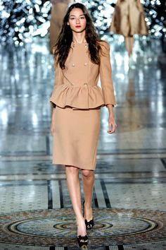 Light brown classic fashion