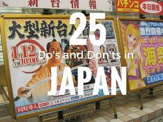 Travel: 25 Do's and Don'ts in Japan. Some we wouldn't do-- but some good (basic) info about traveling to Japan. Japan Travel Guide, Tokyo Travel, Travel Guides, Asia Travel, Go To Japan, Visit Japan, Japan Trip, Tokyo Trip, Japanese Etiquette