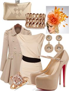 """""""The Kentucky Derby"""" by mshyde77 on Polyvore"""