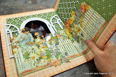 Book Tutorial by Jane Tregenza Part 8