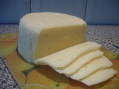 Domowy ser żółty   Młoda mama gotuje...