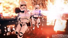 Star Wars Battlefront 2 Reveal - Campaign Details From Star Wars Celebration - http://techraptor.net/content/star-wars-battlefront-2-reveal | Gaming, Gaming Previews