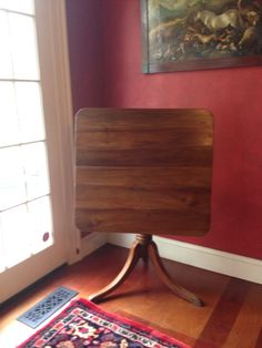 Watercress Springs Estate Sales Weston CT Moving Sale May 9th-10th, 2015 - Square Tea Table