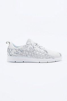 1851af9495a0 Vans Tesella Print Trainers in White  sneakers  offduty  covetme  vans White  Fashion