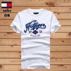 To*mmy Hil Athletics 1985 NY CA Summer Men T-shirt