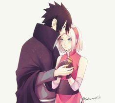 Sasuke and Sakura Anime Naruto, Naruto Comic, Naruto Funny, Naruto Shippuden Sasuke, Naruto Girls, Boruto, Naruto Couples, Naruhina, Itachi
