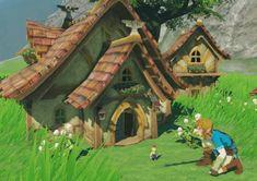 Evil Demons, Demon King, Zelda Breath, Breath Of The Wild, Legend Of Zelda, The Help, Princess Zelda, House Styles, The Legend Of Zelda