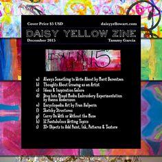 Daisy Yellow Creative Zine