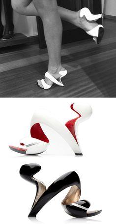 Mojito : Cutting Edge Shoe Design