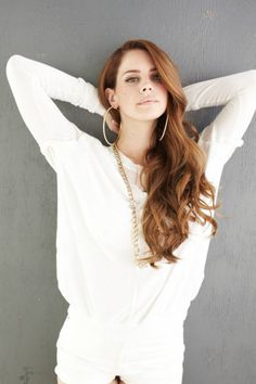 Exclusive outtake of Lana Del Rey by Mark Liddell for People Magazine