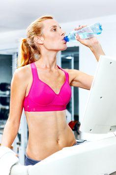 25-Minute Treadmill Interval Workout | POPSUGAR Fitness