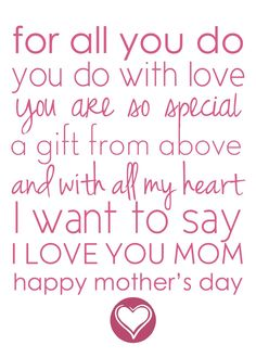 mothers day quotes for nieces - Google Search gifts for mother | gifts for mothers day | gifts for mothers day from kids | gifts for mothers day from daughter | gifts for mom | gift for mom | gift for mom to be | gift for mom from daughter