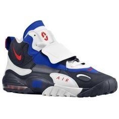 timeless design 77f72 aeed9 Nike Air Max Speed Turf - Men s - Training - Shoes - Sanders, Deion -  Obsidian Gym Red Game Royal