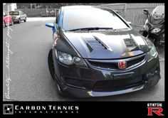 Project car : Time Attack FD2R carbonized photo 06