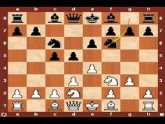 """""""The King's Indian Attack (ECO A08) is a very solid opening strategy for white. Many top level players have recommended it for beginning chess enthusiasts because you don't have to study a lot of opening theory. Instead, you work towards achieving the positional structure that is covered in this video, and over time you will get better at playing that position and similar ones. As you get stronger, you should achieve more victories over the 64 square battlefield."""" #chess"""