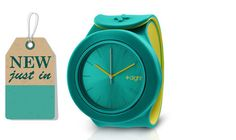 Aight - 1AM Ipanema - Green + Pine Yellow watch – Joe's Store