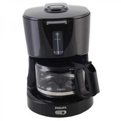 Philips HD7450 coffee maker in stylish black Polypropylene body! http://www.worldwidevoltage.com/philips-hd7450-coffee-maker-balck--220-volts.html