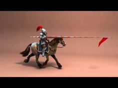 Mounted Ritter animations. Walk, trot and gallop. See description to download…
