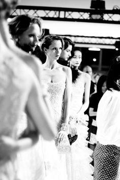 Photo by Katya Tsyganova Giorgio Armani Prive Fall Winter 2013 Haute Couture Show